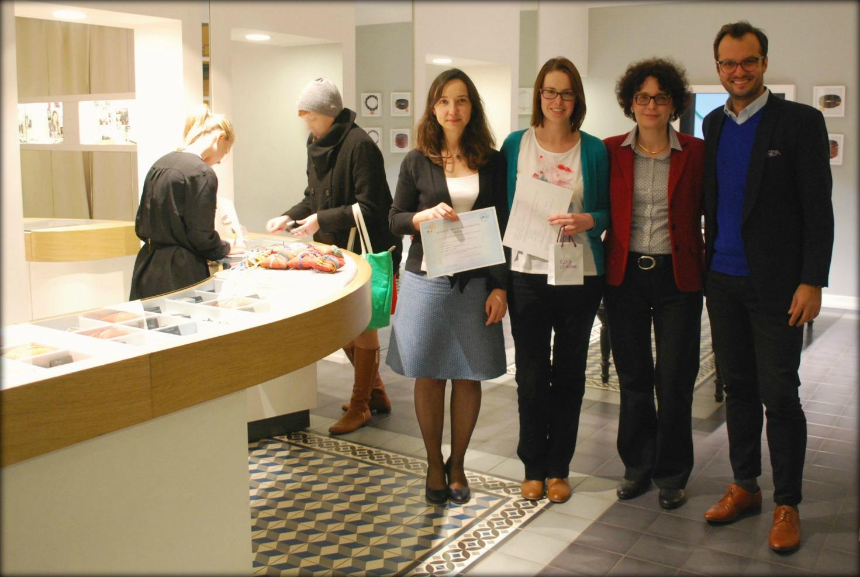 Prix Lilou 2014 à l'institut français de Pologne